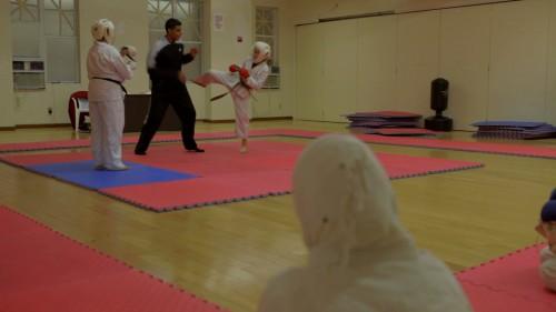 MAS Karate Class